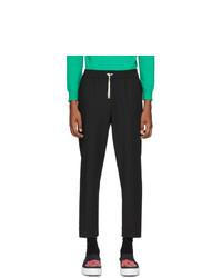 Черные брюки чинос от Kenzo