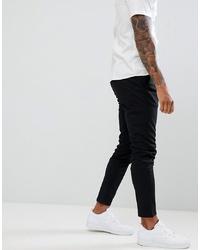 Черные брюки чинос от ONLY & SONS