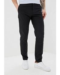 Черные брюки чинос от Sisley