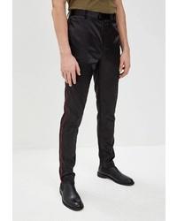 Черные брюки чинос от Topman