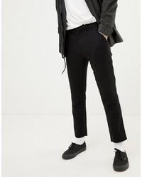Черные брюки чинос от Weekday