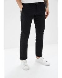 Черные брюки чинос от WHITNEY