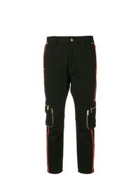 Черные джинсы-бойфренды от P.E Nation