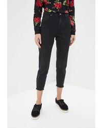 Черные джинсы-бойфренды от Tezenis