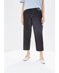 Черные джинсы-бойфренды от Yksstуdio