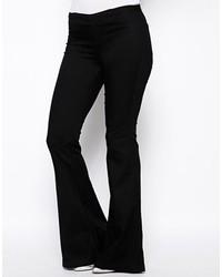 Черные джинсы-клеш от Blank NYC