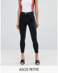 Черные джинсы скинни от Asos