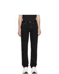 Мужские черные джинсы от Bottega Veneta