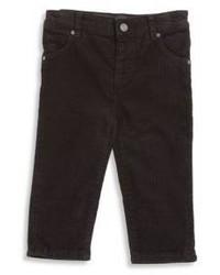 Детские черные джинсы для мальчиков от Burberry