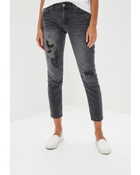 Женские черные джинсы от Colin's