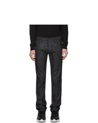 Мужские черные джинсы от DSQUARED2