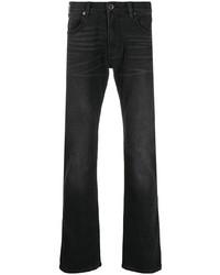 Мужские черные джинсы от Emporio Armani