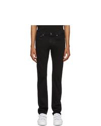 Мужские черные джинсы от Etro