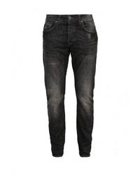 Мужские черные джинсы от Fresh Brand