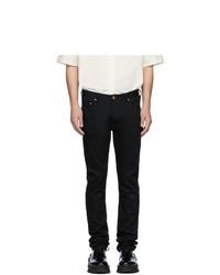 Мужские черные джинсы от Han Kjobenhavn