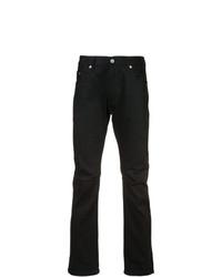 Мужские черные джинсы от Junya Watanabe