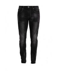 Мужские черные джинсы от Justboy