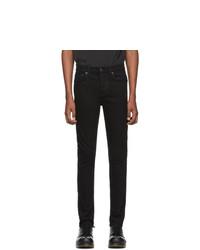 Мужские черные джинсы от Ksubi
