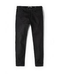 Мужские черные джинсы от Mango Man