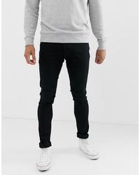 Мужские черные джинсы от Nudie Jeans
