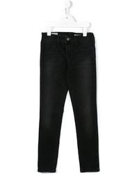 Детские черные джинсы для девочке от Ralph Lauren