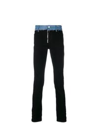 Мужские черные джинсы от RtA