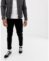 Мужские черные джинсы от Solid