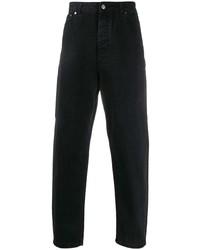 Мужские черные джинсы от Tom Wood