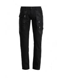 Мужские черные джинсы от Tony Moro