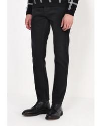 Мужские черные джинсы от Topman
