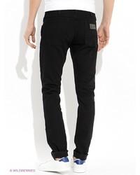 Мужские черные джинсы от Wrangler