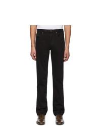 Мужские черные джинсы от Z Zegna