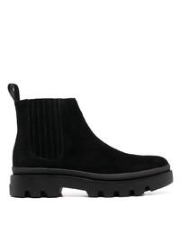 Мужские черные замшевые ботинки челси от MICHAEL Michael Kors