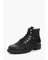 Мужские черные замшевые повседневные ботинки от El Tempo