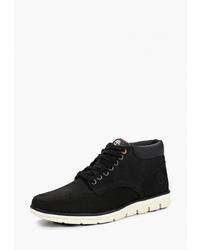 Мужские черные замшевые повседневные ботинки от Timberland