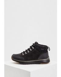 Мужские черные замшевые повседневные ботинки от UGG