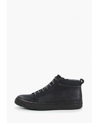 Мужские черные замшевые рабочие ботинки от Artio Nardini