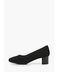 Черные замшевые туфли от Alessio Nesca