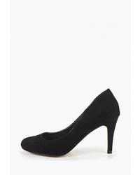 Черные замшевые туфли от Dorothy Perkins