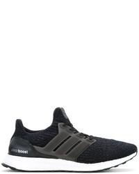 Мужские черные кеды от adidas