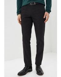 Мужские черные классические брюки от BAWER