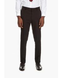 Мужские черные классические брюки от Burton Menswear London