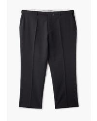 Мужские черные классические брюки от D555