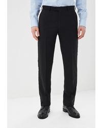 Мужские черные классические брюки от Emporio Armani