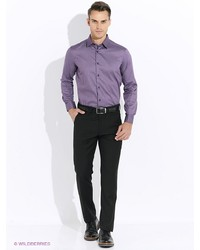 Мужские черные классические брюки от Incity