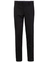 Мужские черные классические брюки от Oodji
