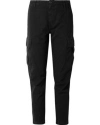 Женские черные классические брюки от RE/DONE