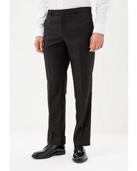 Мужские черные классические брюки от Riol