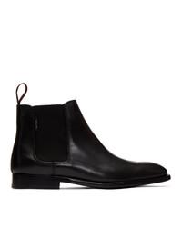 Мужские черные кожаные ботинки челси от Ps By Paul Smith