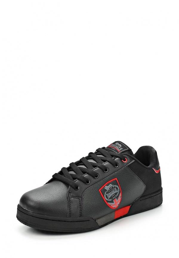 Мужские черные кожаные кеды от Lonsdale   Где купить и с чем носить 9e6122f6177